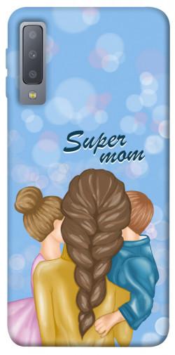 Чехол itsPrint Super mommy для Samsung A750 Galaxy A7 (2018)