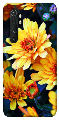 Чехол itsPrint Yellow petals для Xiaomi Mi Note 10 Lite