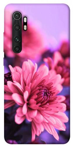 Чехол itsPrint Нежная хризантема для Xiaomi Mi Note 10 Lite