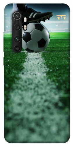 Чехол itsPrint Футболист для Xiaomi Mi Note 10 Lite