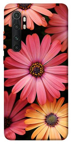 Чехол itsPrint Осенние цветы для Xiaomi Mi Note 10 Lite