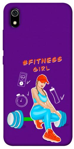 Чехол itsPrint Fitness girl для Xiaomi Redmi 7A