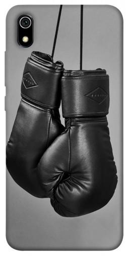 Чехол itsPrint Черные боксерские перчатки для Xiaomi Redmi 7A