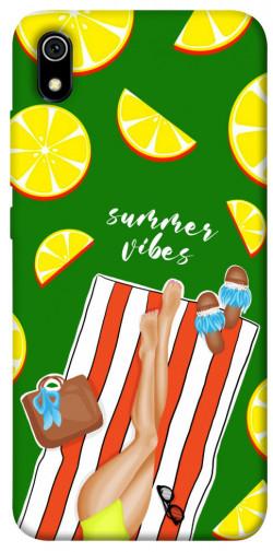 Чехол itsPrint Summer girl для Xiaomi Redmi 7A