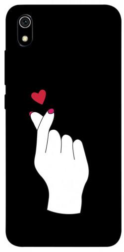 Чехол iPrint Сердце в руке для Xiaomi Redmi 7A
