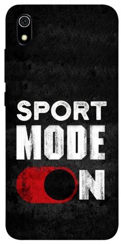 Чехол itsPrint Sport mode on для Xiaomi Redmi 7A