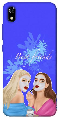 Чехол itsPrint Best friends для Xiaomi Redmi 7A