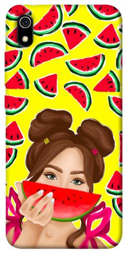 Чехол itsPrint Watermelon girl для Xiaomi Redmi 7A