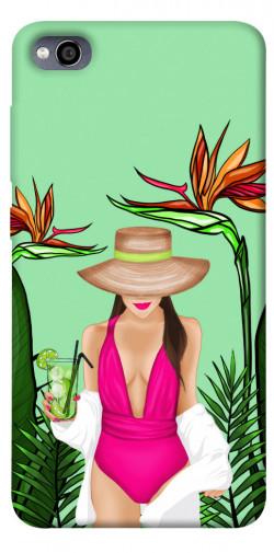 Чехол itsPrint Tropical girl для Xiaomi Redmi 4a