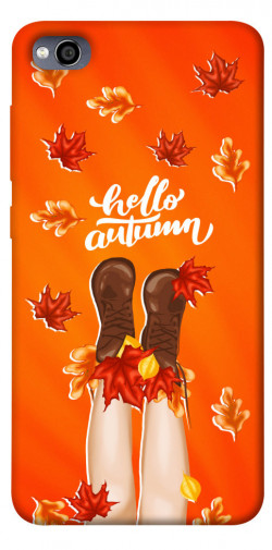 Чехол itsPrint Hello autumn для Xiaomi Redmi 4a