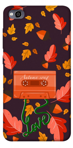 Чехол itsPrint Autumn sound для Xiaomi Redmi 4a