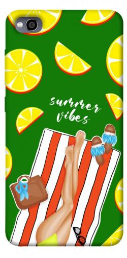 Чехол itsPrint Summer girl для Xiaomi Redmi 4a