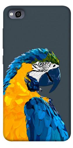 Чехол itsPrint Попугай для Xiaomi Redmi 4a