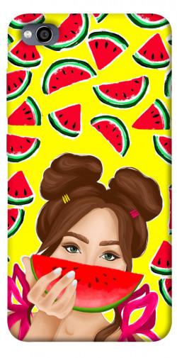 Чехол itsPrint Watermelon girl для Xiaomi Redmi 4a
