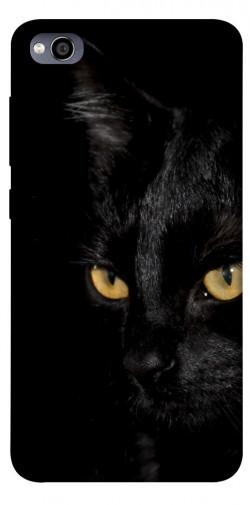 Чехол itsPrint Черный кот для Xiaomi Redmi 4a