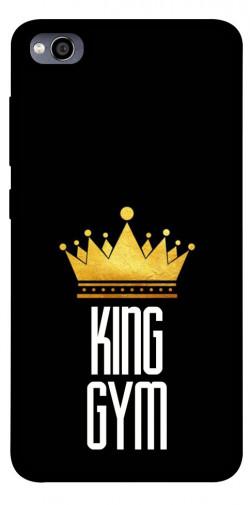 Чехол itsPrint King gym для Xiaomi Redmi 4a