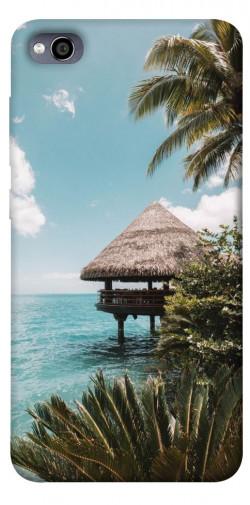 Чехол itsPrint Тропический остров для Xiaomi Redmi 4a