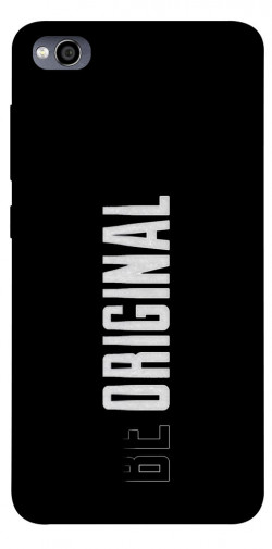 Чехол itsPrint Be original для Xiaomi Redmi 4a