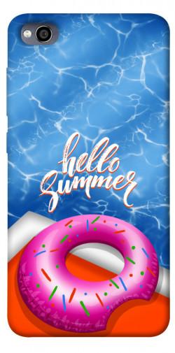 Чехол itsPrint Hello summer для Xiaomi Redmi 4a