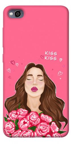 Чехол itsPrint Kiss kiss для Xiaomi Redmi 4a