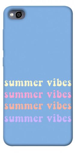 Чехол itsPrint Summer vibes для Xiaomi Redmi 4a