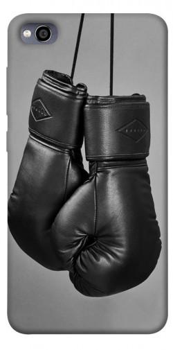 Чехол itsPrint Черные боксерские перчатки для Xiaomi Redmi 4a