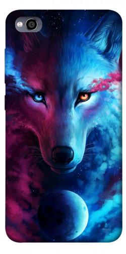 Чехол itsPrint Небесная волчица для Xiaomi Redmi 4a