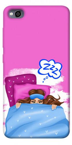 Чехол itsPrint Sleepу girl для Xiaomi Redmi 4a