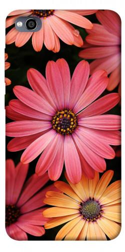 Чехол itsPrint Осенние цветы для Xiaomi Redmi 4a