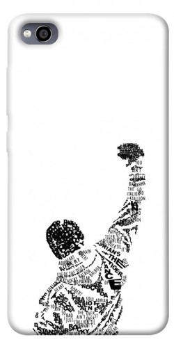 Чехол itsPrint Rocky man для Xiaomi Redmi 4a