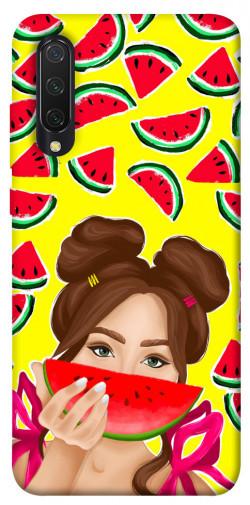 Чехол itsPrint Watermelon girl для Xiaomi Mi CC9 / Mi 9 Lite