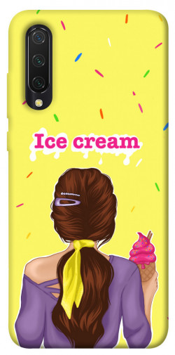 Чехол itsPrint Ice cream girl для Xiaomi Mi CC9 / Mi 9 Lite