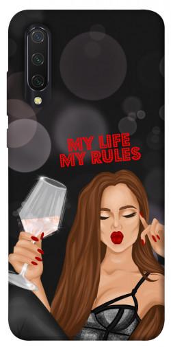 Чехол itsPrint My life my rules для Xiaomi Mi CC9 / Mi 9 Lite