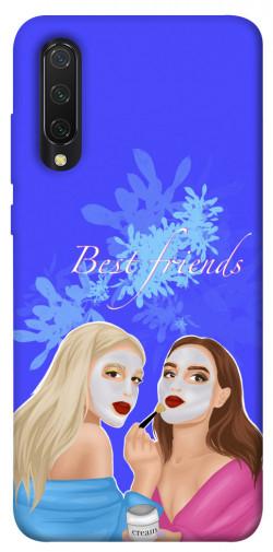Чехол itsPrint Best friends для Xiaomi Mi CC9 / Mi 9 Lite