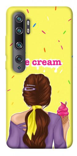 Чехол itsPrint Ice cream girl для Xiaomi Mi CC9 Pro