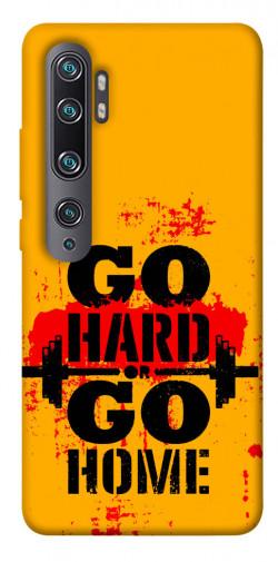 Чехол itsPrint Go hard для Xiaomi Mi CC9 Pro