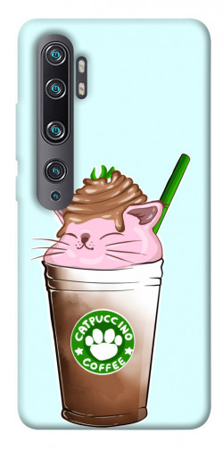 Чехол itsPrint Catpuccino для Xiaomi Mi CC9 Pro
