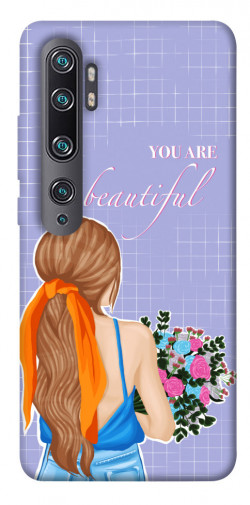 Чехол itsPrint You are beautiful для Xiaomi Mi CC9 Pro