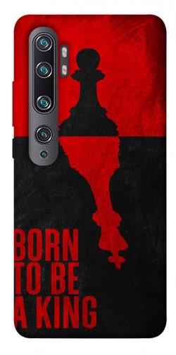 Чехол itsPrint Born to be a king для Xiaomi Mi CC9 Pro