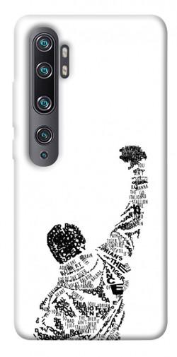 Чехол itsPrint Rocky man для Xiaomi Mi CC9 Pro