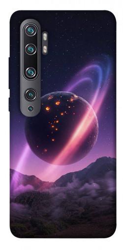 Чехол itsPrint Сатурн для Xiaomi Mi CC9 Pro