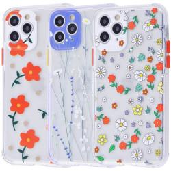 "TPU чехол Flowers Colourful для Apple iPhone 11 Pro (5.8"")"