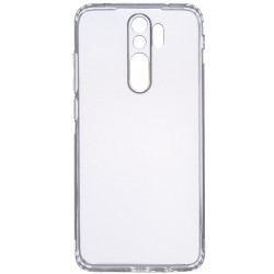 TPU чехол GETMAN Transparent 1,0 mm для Xiaomi Redmi Note 8 Pro