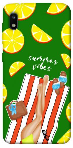 Чехол itsPrint Summer girl для Samsung Galaxy A10 (A105F)