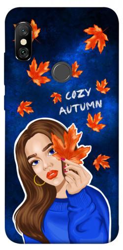 Чехол itsPrint Cozy autumn для Xiaomi Redmi Note 6 Pro