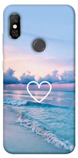 Чехол itsPrint Summer heart для Xiaomi Redmi Note 6 Pro