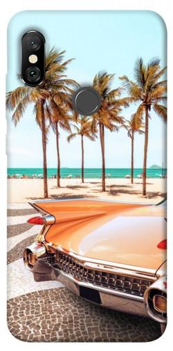 Чехол itsPrint Набережная мечты для Xiaomi Redmi Note 6 Pro