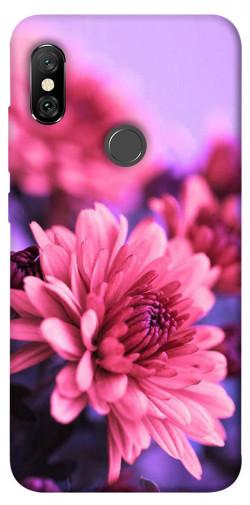 Чехол itsPrint Нежная хризантема для Xiaomi Redmi Note 6 Pro