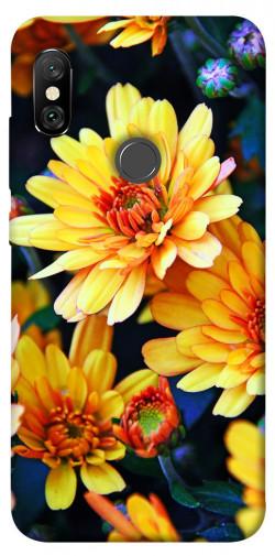 Чехол itsPrint Yellow petals для Xiaomi Redmi Note 6 Pro