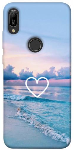 Чехол itsPrint Summer heart для Huawei Y6 (2019)